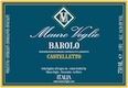 Mauro Veglio Barolo Castelletto - label