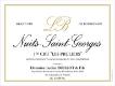 Domaine Lucien Boillot et Fils Nuits-Saint-Georges Premier Cru Les Pruliers - label