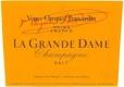 Veuve Clicquot-Ponsardin La Grande Dame - label