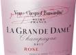 Veuve Clicquot-Ponsardin La Grande Dame Rosé - label