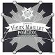 Château Vieux Maillet  - label