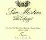 Villa Cafaggio Chianti Classico Basilica San Martino Riserva - label