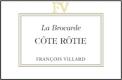 Domaine François Villard Côte Rôtie La Brocarde - label