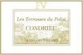 Domaine François Villard Condrieu Les Terrasses du Palat - label