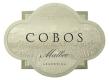 Viña Cobos Cobos Malbec - label