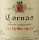 Domaine Alain Voge Cornas Vieilles Vignes - label