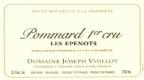 Domaine Joseph Voillot Pommard Premier Cru Les Epenots - label