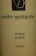 Vollenweider Wolfer Goldgrube Riesling Auslese Goldkapsel - label