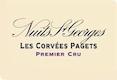 Domaine de la Vougeraie Nuits-Saint-Georges Premier Cru Clos des Corvées Pagets - label