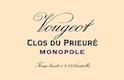 Domaine de la Vougeraie Vougeot Premier Cru Clos du Prieuré - label