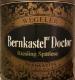 Wegeler Bernkasteler Doctor Riesling Spätlese - label
