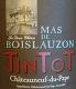 Mas de Boislauzon Châteauneuf-du-Pape Tintot - label