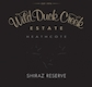 Wild Duck Creek Estate Shiraz Reserve - label