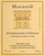 Masciarelli Montepulciano d'Abruzzo  - label