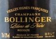 Bollinger Vieilles Vignes Françaises Grand Cru - label