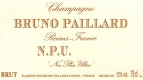 "Bruno Paillard N.P.U. ""Nec Plus Ultra"" - label"