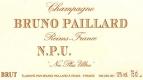 """Bruno Paillard N.P.U. """"Nec Plus Ultra"""" - label"""