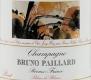 Bruno Paillard Brut Millésimé Blanc de Blancs - label