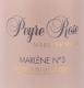 Domaine Peyre Rose Marlène No 3 - label