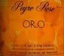 Domaine Peyre Rose Oro Blanc - label