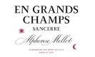 Alphonse Mellot En Grands Champs Rouge - label