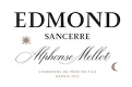 Alphonse Mellot Edmond - label