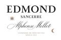 Alphonse Mellot Edmond - label