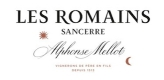 Alphonse Mellot Les Romains - label