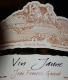 Domaine Ganevat Côtes du Jura  Vin Jaune - label
