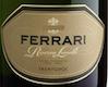 Cantine Ferrari Lunelli - label