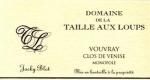 Domaine de la Taille aux Loups Clos de Venise Moelleux - label