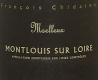 Domaine François Chidaine Moelleux - label