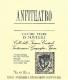 Vecchie Terre di Montefili Anfiteatro - label