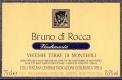 Vecchie Terre di Montefili Bruno di Rocca - label