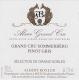 Domaine Albert Boxler Pinot Gris Sommerberg SGN Grand Cru - label