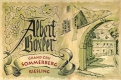 Domaine Albert Boxler Riesling Sommerberg Grand Cru - label