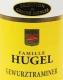 Hugel et Fils Gewürztraminer SGN - label