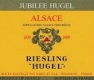Hugel et Fils Riesling Jubilee - label