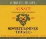 Hugel et Fils Gewürztraminer Jubilee - label