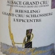 Domaine Albert Mann Riesling Schlossberg l'Epicentre Grand Cru - label