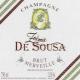 De Sousa Zoémie de Sousa Brut Merveille - label