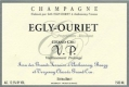 Egly-Ouriet V.P Vieillissement Prolongé Extra Brut Grand Cru - label