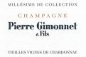 Pierre Gimonnet et Fils Millésime de Collection Blanc de Blancs Vieilles Vignes - label