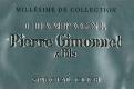 Pierre Gimonnet et Fils Spécial Club Brut Millésime Premier Cru - label