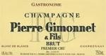 Pierre Gimonnet et Fils Gastronome Brut Premier Cru - label