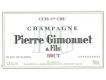 Pierre Gimonnet et Fils Cuis Brut Blanc de Blancs Premier Cru - label