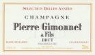 Pierre Gimonnet et Fils Sélection Belles Années Brut Premier Cru - label