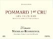 Domaine Nicolas Rossignol Pommard Premier Cru Les Fremiers - label