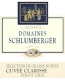 Domaine Schlumberger Cuvée Clarisse Pinot Gris SGN Grand Cru - label