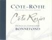Domaine Patrick et Christophe Bonnefond Côte Rôtie Côte Roziers - label